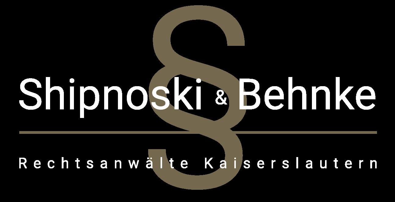 Shipnoski & Behnke Rechtsanwälte in Kaiserslautern